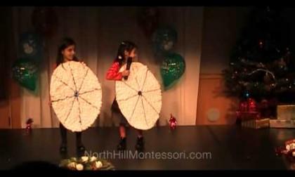 Snow Flake – Christmas 2011 Concert