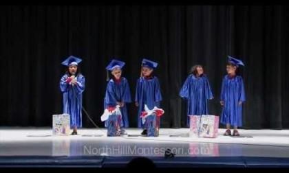 Graduation Ceremony – Jun 2013