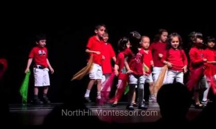 Dance Performance – May 2014